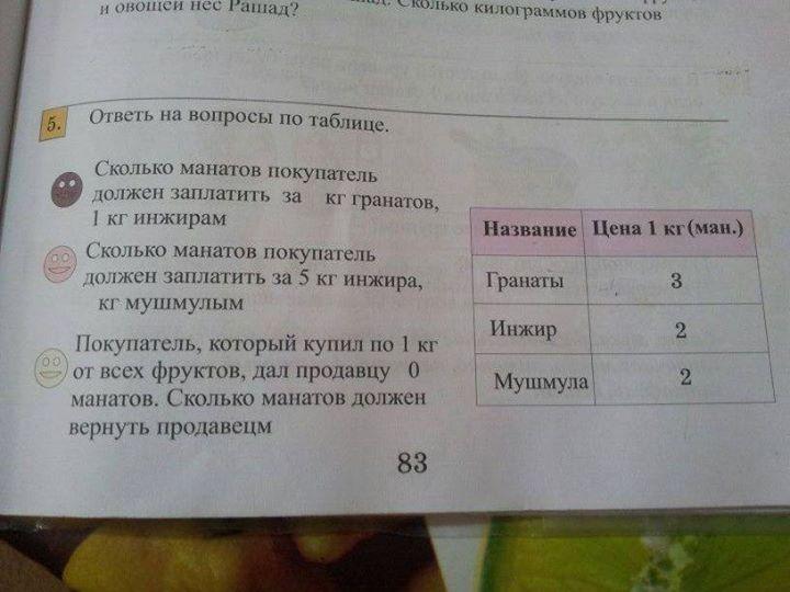 Задача по математике 5 класс книга наима гахраманова